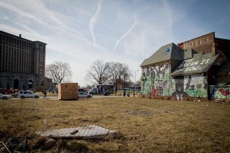 Detroit redémarre en mode DIY | TRANSITURUM | Scoop.it