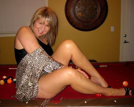 Divorced mature woman i met on a dating site