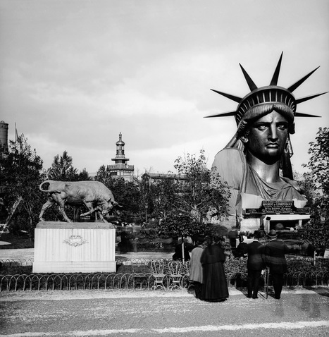 The Statue of Liberty looked pretty weird in the middle of Paris | Prozac Moments | Scoop.it