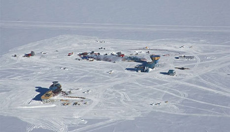 South Pole detector spots 28 out-of-this-world neutrinos | Amazing Science | Scoop.it