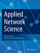 Applied Network Science | CxAnnouncements | Scoop.it