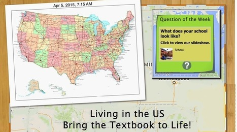Cool Tools for 21st Century Learners: Living in the US: Students Choose Next Question | Cool Tools for Multimedia | Scoop.it
