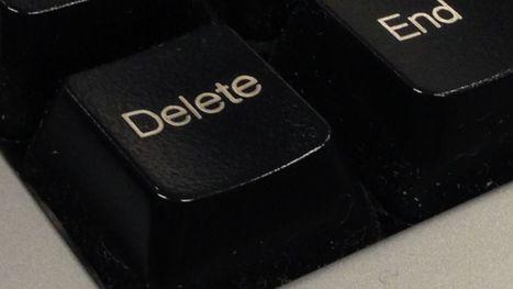 Quitter Facebook? Quelques conseils pour vraiment effacer ses données - RTBF Medias | Lifestyle | Scoop.it
