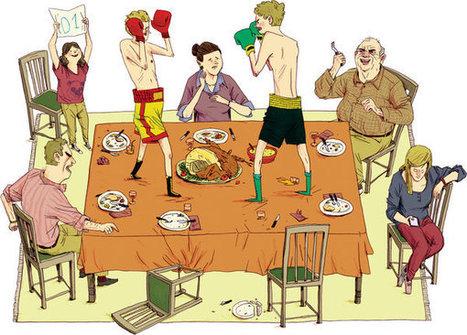 Sibling Rivalry: One Long Food Fight - a great op ed | enjoy yourself | Scoop.it