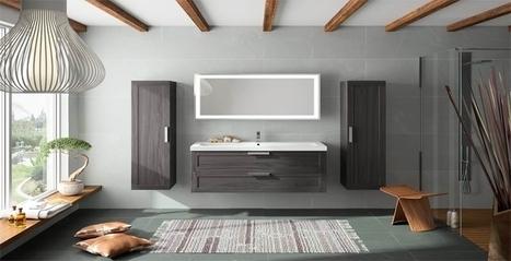 conseils pour optimiser votre salle de bain le choix des meubles espace aubade - Aubade Meuble Salle De Bain