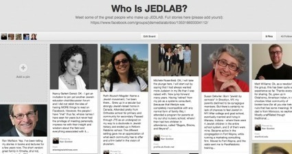 The True Story of JEDLAB: the Network That Needs You as Much as You Need It | Jewish Education Around the World | Scoop.it