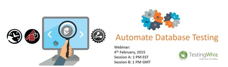 Webinar: Automated Database Testing- Step up your Data Potential | Software Testing | Scoop.it