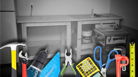Ask LH: Are DIY Projects Possible In A Small Living Space? | Makers | Scoop.it