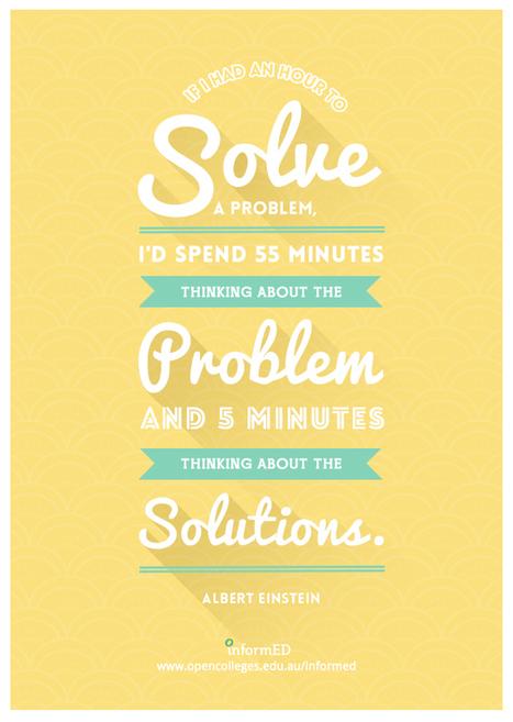 10 Tips For Effective Problem-Based Learning   образование, электронное обучение   Scoop.it
