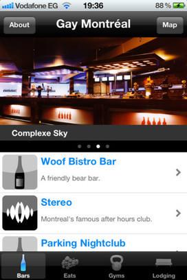 App Shopper: Gay Montreal (Travel) | Gay Travel | Scoop.it