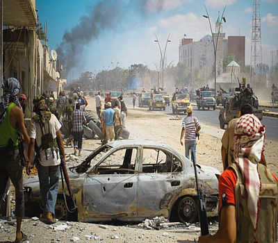 #NATO's #Libya Protectorate: War Of All AgainstAll | From Tahrir Square | Scoop.it