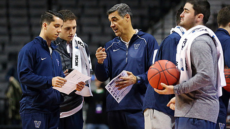 Villanova Wildcats Are Using These Wearables To Manage Players | PE resources | Scoop.it