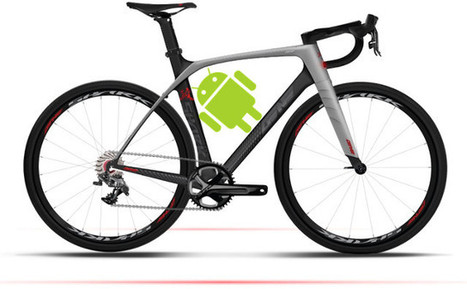 LeEco Smart Bicycles Run Android 6.0 | Embedded Systems News | Scoop.it