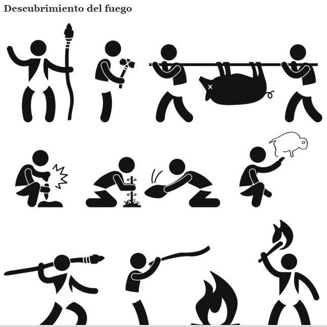 Importancia del fuego en la evolución hu...