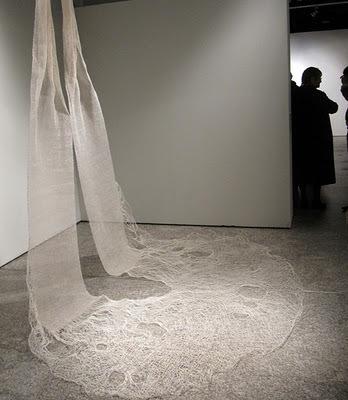 Lucie Geffré: The Nature Spirit - Arte textil japonés | VIM | Scoop.it