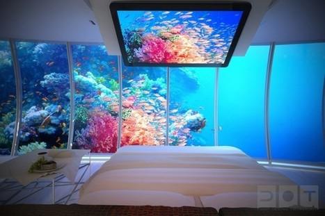Stunning Underwater Hotel: The Water Discus | Modern Filipino Architecture | Scoop.it