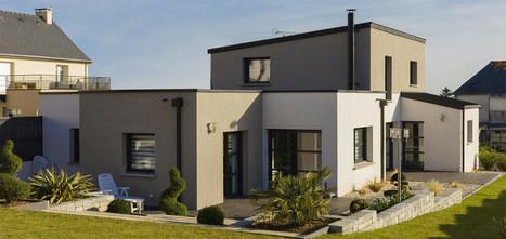 Constructeur maison Saint Brieuc 22 : Rénovation & Extension - Atelier 89   ma curation2web   Scoop.it
