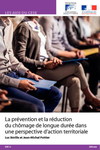 La prévention et la réduction du chômage de longue durée dans une perspective d'action territoriale   Travaux du CESE