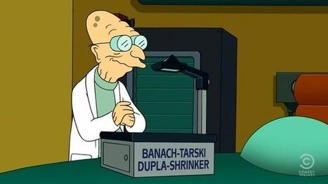 ¿Puede una rana hacerse tan grande como un buey? Banach y Tarski responden | MatNet | Scoop.it