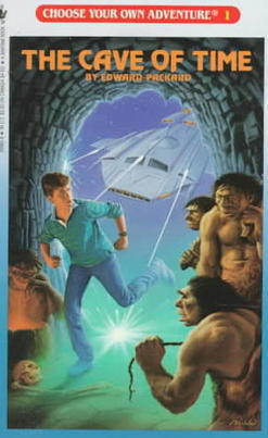 The Cave of Time (Choose Your Own Adventure, #1)   MUTABOR III   Scoop.it