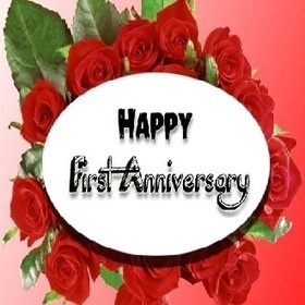 1st Wedding Anniversary Wishes Full Entertain