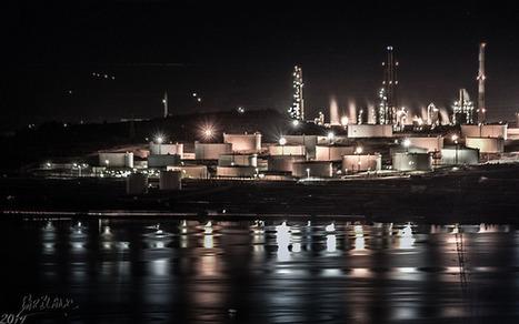 Pollution étang de Berre: Total prend l'eau en l'absence scandaleuse de PPRI | Objectif Transition | Objectif Transition | Scoop.it