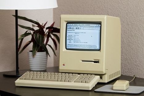 This 27-Year Old Mac Plus Can Surf The Web! [VIDEO] | MarketingHits | Scoop.it