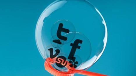 Инфографика: Что происходит в технологической отрасли - бум или все-таки пузырь? | ProfySpace | Scoop.it