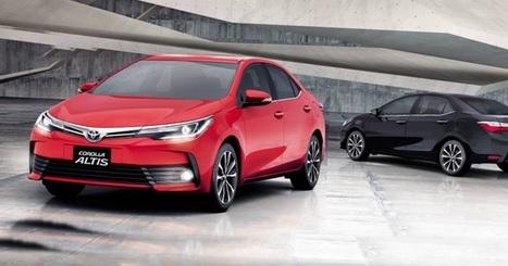 2019 Toyota Corolla Altis Specs Release Date