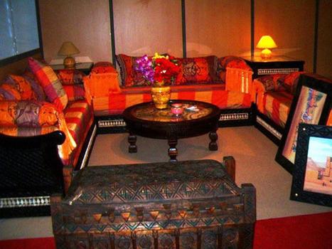 déco salon marocain\' in Salon design | Scoop.it
