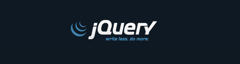 A Beginner's Guide to jQuery | jQuery-Javascript | Scoop.it
