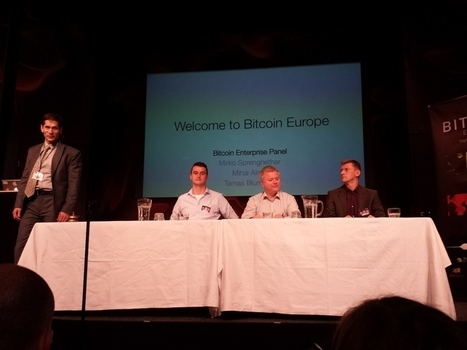 Bitcoiners From Around the World Meet in Amsterdam - Bitcoin Magazine | monnaie local | Scoop.it