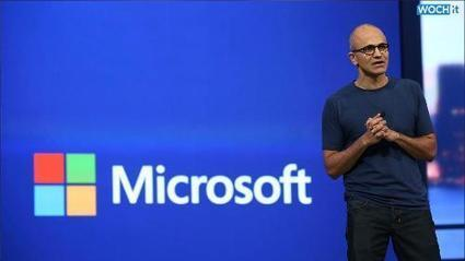 Microsoft CEO Says Women Shouldn't Ask for Raises, Will Instead Magically Receive Them via 'Karma' | woman | Scoop.it