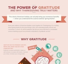 The Power of Gratitude | Mindvalley Academy | positive psychology | Scoop.it