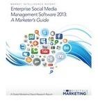 Enterprise Social Media Management Software 2013   Tech news   Scoop.it