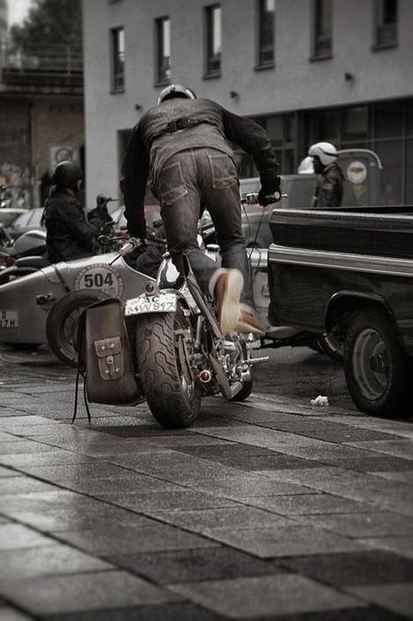 KICKSTART | Vintage Motorbikes | Scoop.it