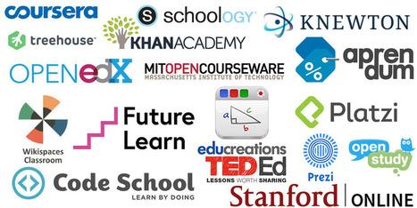 Todas las herramientas y cursos indispensables para la Educación en Linea | Tecnologia Instruccional | Scoop.it