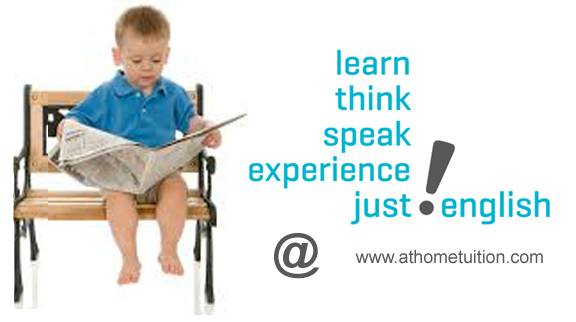 experience in learning english