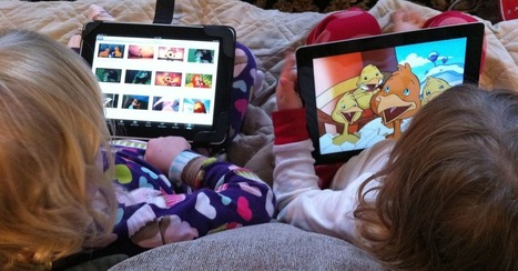 The iPad Era Hasn't Turned Your Kids Into Screen-Time Zombies Yet | Technology and Young Learners | Scoop.it