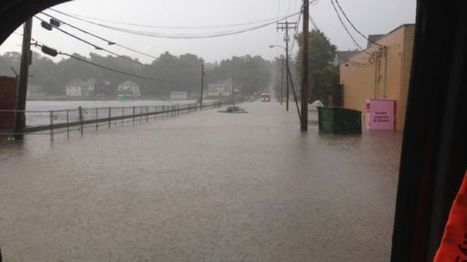 #Pennsylvania towns hit by flash flooding, and it will get worse #climate | Messenger for mother Earth | Scoop.it