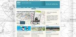 Cartes et jeux géographiques pour la classe | L'utilisation des nouvelles technologies dans l'enseignement et la formation | Scoop.it