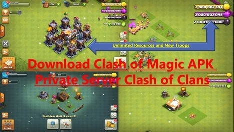 Clash of Magic Apk : Clash Of Magic S1, S2, S3,