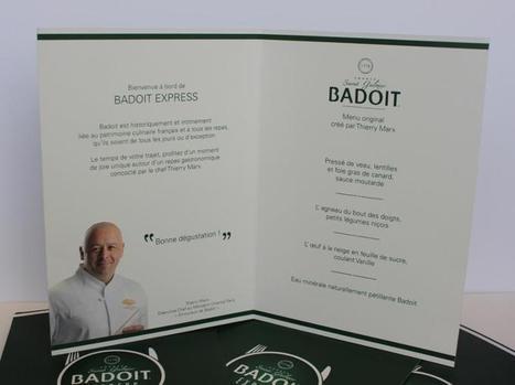 Badoit Express : l'art de faire de l'évènementiel ! | Agence ... | Communication Romande | Scoop.it