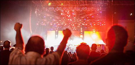 How Social Media Is Reuniting Bands and Fans - Digital Royalty | Royal Social Media | Scoop.it