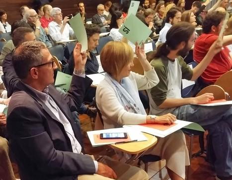 Terrassa, a la constitució de la Xarxa de Municipis per l'Economia Social i Sostenible
