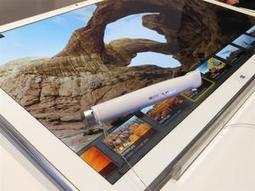 Panasonic's 4K Windows 8 tablet will make your jaw drop - PCWorld | HDSLR news | Scoop.it