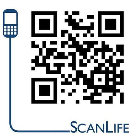 10 Beautiful Examples of QR Code and Their Usability | DJDESIGNERLAB | qrbarna | Scoop.it