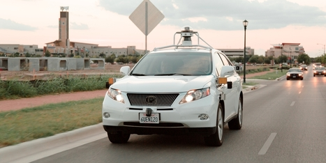 Why Google's self-driving car being 30 years away is a good thing | Human Capital & Business Trends | Scoop.it