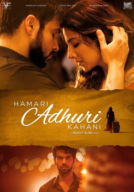 Hamari Adhuri Kahani Hindi Dubbed Watch Online