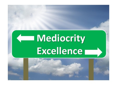 Fear Breeds Mediocrity and Paralysis | Mediocre Me | Scoop.it